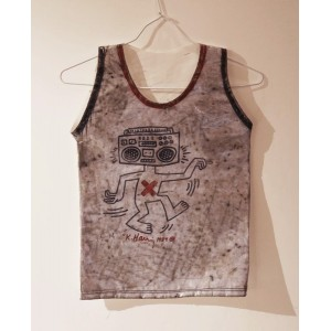 Cyril Le Van - T-Shirt Keith Haring