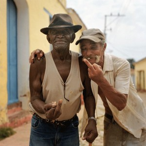 Nicolas Demeersman - The merry-maker grandpas, Cuba - 2010