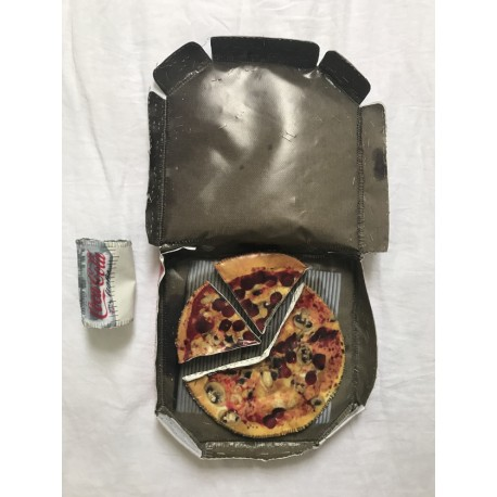 Cyril Le Van - Pizza and Can